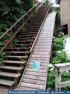"""Accessible"" #VDR #HUMOUR #FUN"