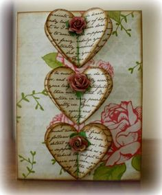 Card: Valentine's Card (front view)
