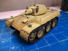 Hobby Boss 1/35 German VK 1602 Leopard