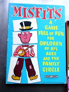 I absolutely loved this game. There was a mechanical version at the local arcade and you won amounts between and depending on which character came up. 1970s Childhood, My Childhood Memories, Retro Toys, Vintage Toys, Nostalgic Images, Little My, Infant Activities, My Memory