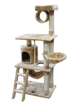 62' Boston Cat Tree ** Click image for more details. (This is an affiliate link) #CatLovers