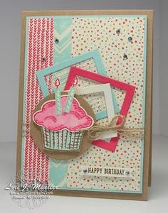 Stampin Up sprinkles of life stamp set card birthday card. card ideas.