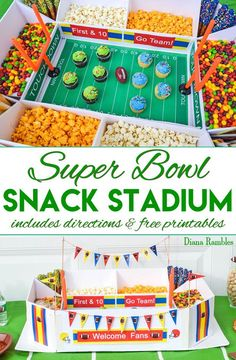 DIY Super Bowl Snack
