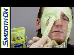 Lifecasting Tutorial - Molding a Face with Body Double SILK Easy Release...