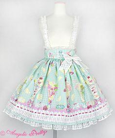 Angelic Pretty Dreamy Parfaitスカート