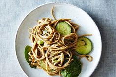 How to Make Soba Noodles at Home - no pasta roller or special equipment required! Delicious. Enjoy the noodles themselves in any Phase 1 recipe (use the buckwheat, kamut, or spelt flour for dusting), and try the great mango-cashew soba salad recipe on Maintenance.