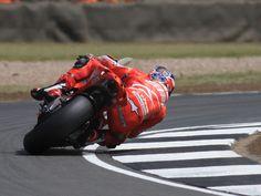 casey stoner 2008 | ... vendredi - Casey Stoner - MotoGP 2008 en Angleterre - Donington park