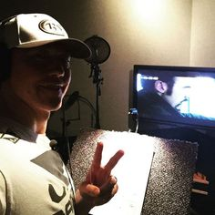 """""""Getting some work done today on your favorite show Have a great day:-) Kevin Durand, The St, Have A Great Day, Instagram"""