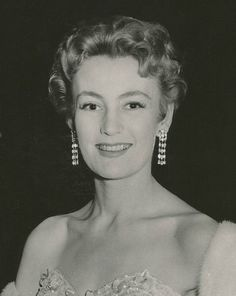 December 14, 2016 - Princess George Galitzine (née Jean Mary Dawnay) (model/actress/princess) died at age 91 in London, England