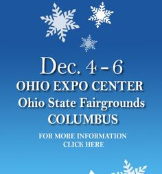 Winterfair Columbus 2015 -- < found at this Gallery of pins : ... https://www.pinterest.com/search/pins/?q=Columbus%20Ohio%20Winterfair&rs=typed&term_meta[]=Columbus typed&term_meta[]=Ohio typed&term_meta[]=Winterfair typed >
