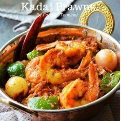 Kadai Mushroom | Kadai Mushroom Gravy (Video) » Foodies Terminal