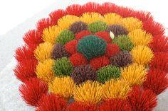 Incense sticks - Hue, Vietnam - by Maarten Meuleman