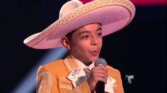 La Voz Kids: Brian -El Aventurero