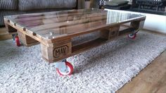 Amazing Uses For Old Pallets - 10 Pics