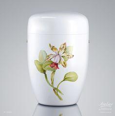 Urnen Individuell gestaltet | Orchidee EDITION Botanika Cremation Urns, Jar, Home Decor, Urn, Orchids, Decoration Home, Room Decor, Jars, Drinkware