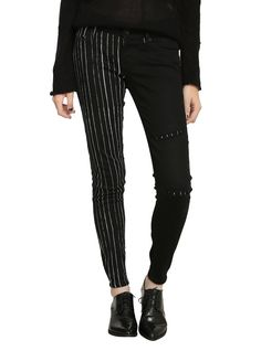 Pin for Later: The Internet Is Freaking Out Over This New Disney Halloween Collection  Jack Head Back Patch Pants ($50)