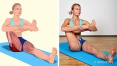 Zdjęcie Jak rozciągać poszczególne mięśnie? Te zdjęcia wszystko wyjaśniają #11