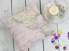 Throw Pillows, Party, Handmade, Home Decor, Pink, Accent Pillows, Living Room, Beautiful Things, Tent