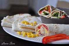 Tortilla Wraps, Sushi, Deserts, Tacos, Brunch, Food And Drink, Mexican, Ethnic Recipes, Mai