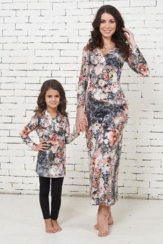Matching Mother and Daughter Set. Free shipping worldwide!