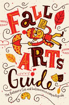 Baltimore Fall Arts Guide by Nate Williams