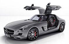 Mercedes-Benz SLS AMG GT -La Gaviota!