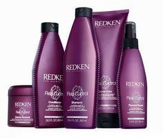 Redken Real Control - Cabelos densos, secos e sensibilizados