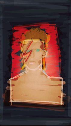 Bowie no Bukowski Rio