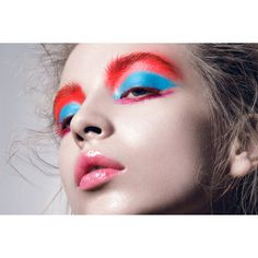 Wonderland Beauty 4 » Eyeshadow Lipstick found on Polyvore