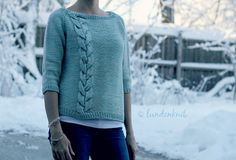 Ravelry: Morning in Engelberg pattern by Nadia Crétin-Léchenne