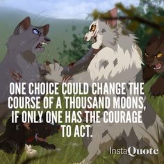 Bluefur defending Tiny aka Scourge from Thistleclaw and Tigerpaw (Bluestar's prophecy and the rise of Scourge) Warrior Cats Quotes, Warrior Cats Series, Warrior Cats Books, Warrior Cats Art, Cat Quotes, Qoutes, Love Warriors, Warriors Memes, Scooby Doo Mystery Incorporated