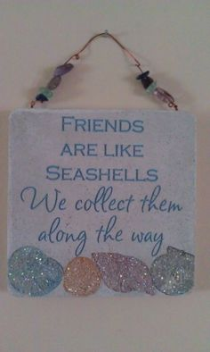 .great gift idea with my shells