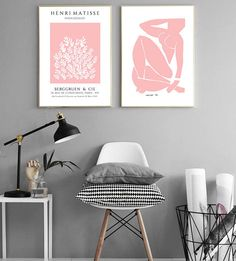 Matisse Art Print Pink Matisse Art Matisse Wall Art Matisse | Etsy Matisse Prints, Matisse Art, Modern Art Prints, Artwork Prints, Horse Wall Art, Abstract Digital Art, Geometric Poster, Desert Art, Mid Century Modern Art