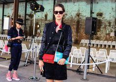 #StreetStyle  #FashionWeek  #AustraliaFashionWeek   Lisa Aiken