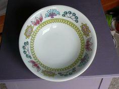 Fleur Bowl Gothenburg, Bowl, Decorative Plates, Tableware, Flowers, Dinnerware, Tablewares, Dishes, Place Settings