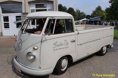 T1 VW Bus single cab pickup