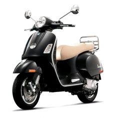 Ok, so shoot me, I still think Vespa's are pretty cool. If your are gonna rock a scooter, do it in style.
