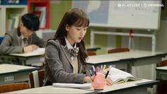 School Life, High School, Girls School, Study Pictures, Study Inspiration, Study Motivation, Korean Drama, Korean Girl, Kdrama