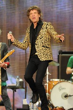 Mick Jagger: The world's most entertaining great-grandfather?