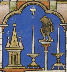 MS M. 638 TitleMorgan Crusader Bible / St. Louis Bible DateParis, France, ca. 1244-1254. Folio: 21r