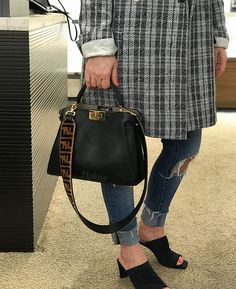dc4c4fa99a3e 21 Best FENDI PEEKABOO BAG images
