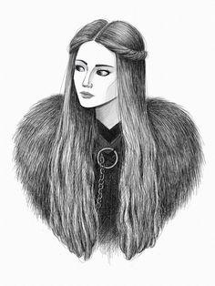 Sansa Stark by SkyFreim