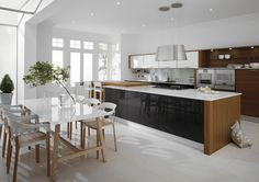 5 modern lighting solutions for kitchens