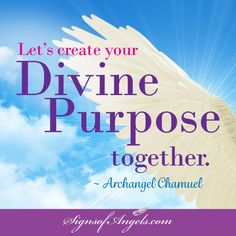 Are you searching for your Divine Purpose? Archangel Chamuel can help you find your way.  Receive Daily Inspirational Emails