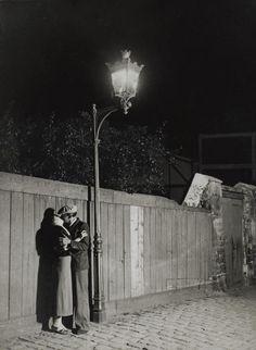 Brassaï. Paris de Nuit 1930's