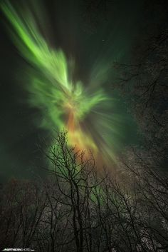Auroras Taken by NorthernShots on December 23, 2014 @ Tromsø, Norway