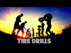 nice Tire Training   Extreme Fitness Bootcamps   AXFIT...by http://dezdemoonfitnes.gdn