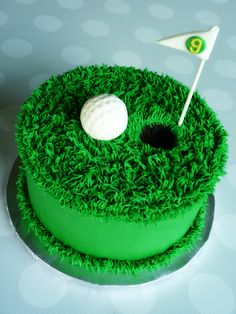 Golf cake #golfcake #mimissweetcakesnbakes
