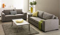 Spencer fabric lounge