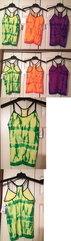 Other Womens Fitness Clothing 13360: (Get 3) Woman S Excercise Tops (By Jockey Sport) Size X-Large Nwt -> BUY IT NOW ONLY: $34.99 on eBay!